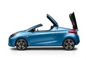 Renault unveils Wind Roadster