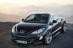 Peugeot RCZ Sports Coupe proves popular