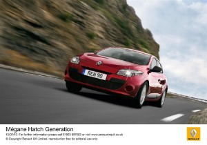 Renault Megane Generation launched