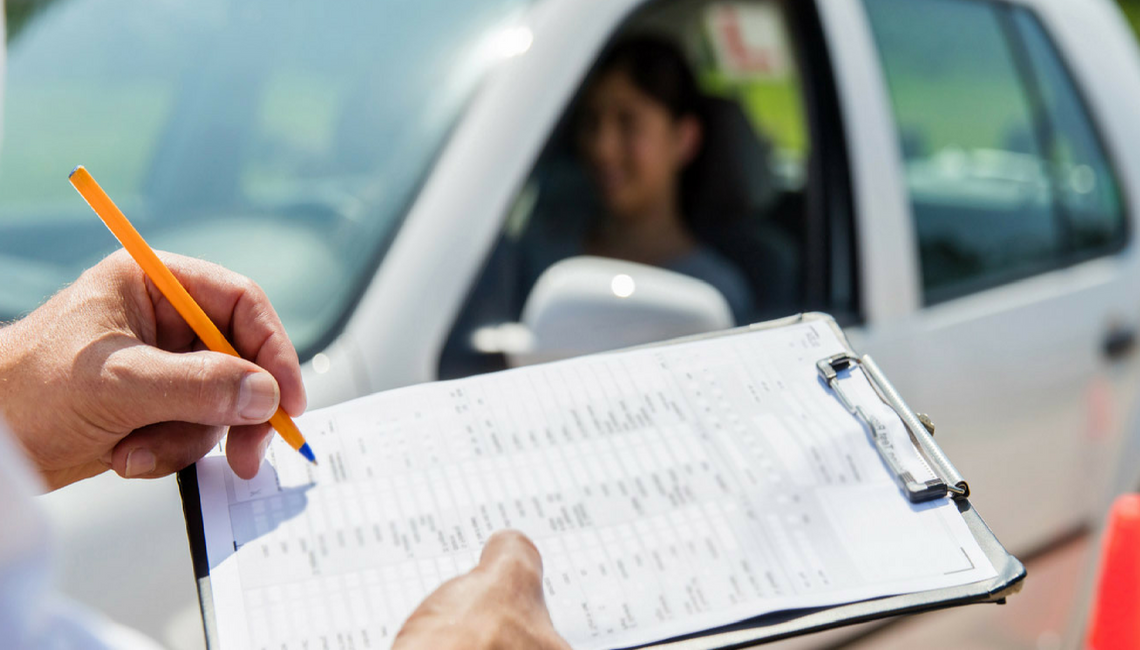 How to stay calm before your driving test