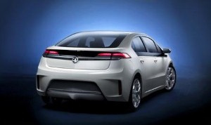 Vauxhall electric vehicle gets royal support
