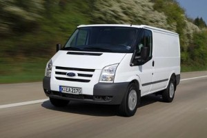 Ford ECOnetic vans 'help firm reduce emissions'