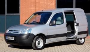 Citroen vans 'ideal for small businesses'