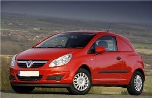 Vauxhall releases new Corsavan