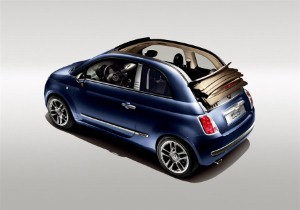 Fiat releases new 500CbyDIESEL