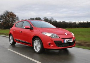 Renault launches Megane ad campaign