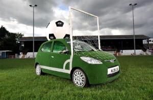 Hyundai auctioning World Cup i20