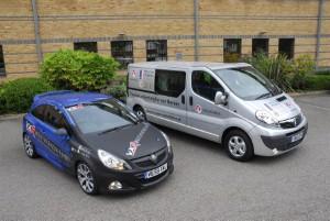 Vauxhall Vivaro begins Help the Heroes tour
