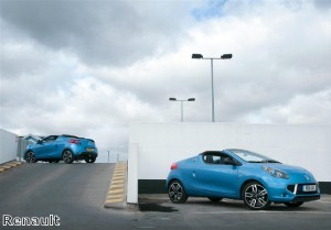 Renault launches Wind Roadster competition