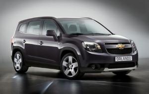 Chevrolet to unveil Orlando