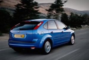 Ford Focus to catch attention at Paris Motor Show