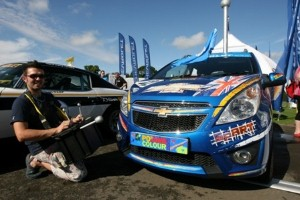 Chevrolet releases new Art Spark
