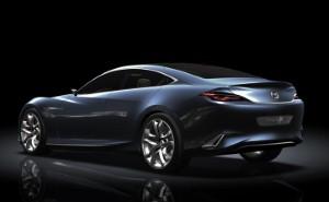 Mazda reveals Shinari concept car