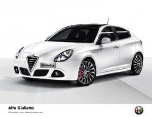 Alfa Romeo unveils new Giulietta