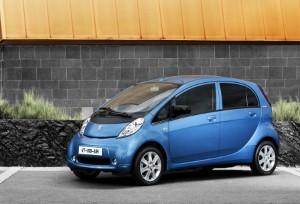 Peugeot readies all-electric car