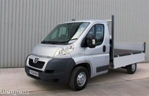 Peugeot launches van conversion ranges