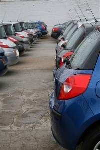 One in three Brits has 'lost parked car'