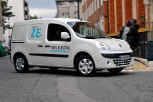 Renault reveals Kangoo ZE
