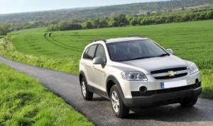 Chevrolet readies new models for Paris show