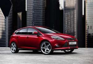 Ford prepares Focus line-up for Paris