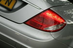 Motorists run risk with broken lights