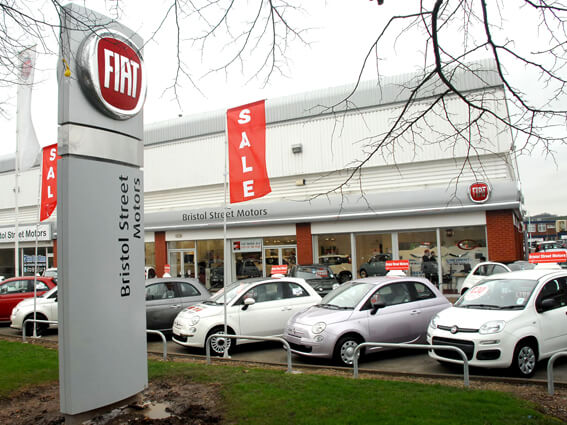 Fiat servicing derby fiat servicing in derby bristol for Bristol motor mile dealerships