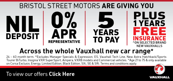Vauxhall Flexible Finance
