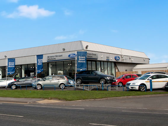 New And Used Ford S Max In Hartlepool Bristol Street Motors