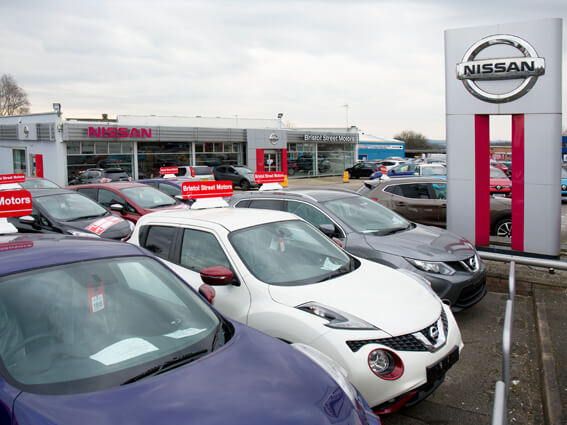Nissan Ilkeston Nissan Dealers In Ilkeston Bristol Street