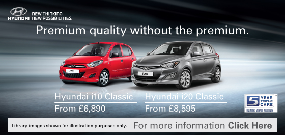 Hyundai 2 Car Line Up Offer