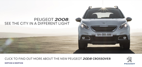 The All New Peugeot 2008 Crossover