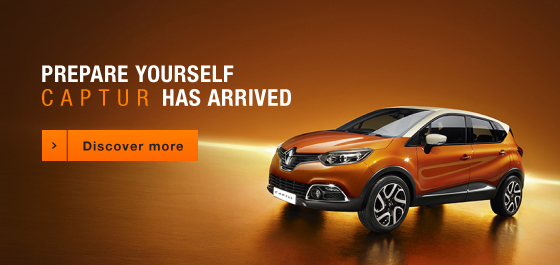 The All New Renault Captur