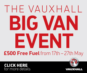 Vauxhall Big Van Event