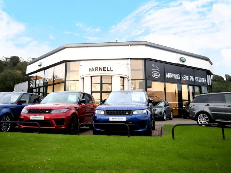 Land Rover Bradford Land Rover Dealers In Bradford Bristol Street