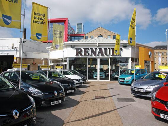 Renault Bradford Renault Dealers In Bradford Bristol