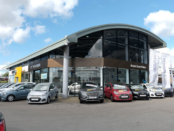 Hyundai Mansfield Hyundai Dealers In Mansfield Bristol