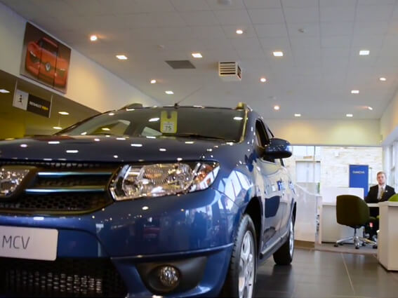 New And Used Dacia Logan In Exeter Bristol Street Motors