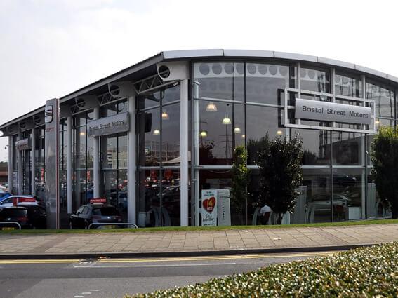 New And Used Seat Leon In Birmingham Bristol Street Motors