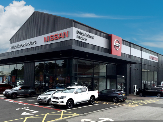 Nissan Sheffield Nissan Dealers In Sheffield Bristol