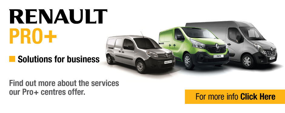 Renault Pro+ Business Solutions