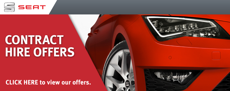 SEAT Contract Hire Offers