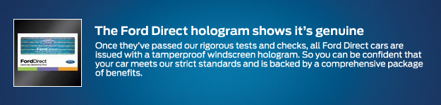 Ford Direct Hologram