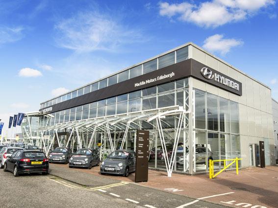 Car Dealers Seafield Road Edinburgh