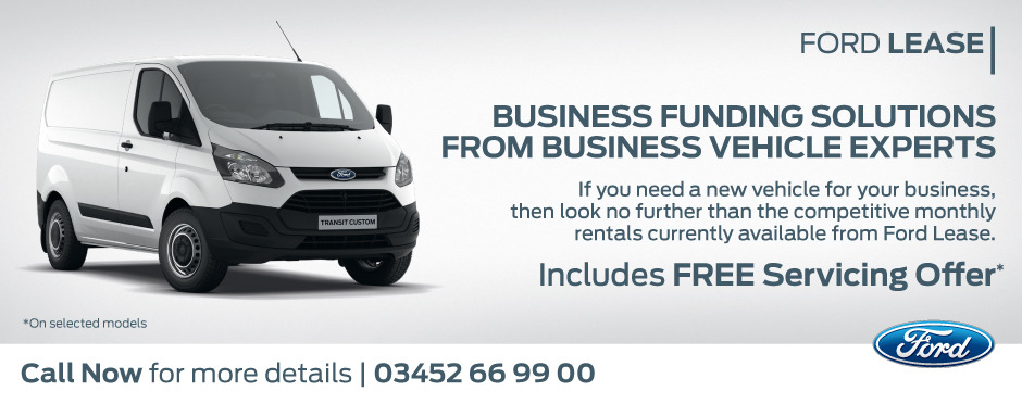 Ford Commercials Lease Business Solutions