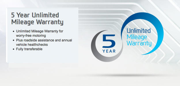 Hyundai 5 Year Warranty | Bristol Street Motors