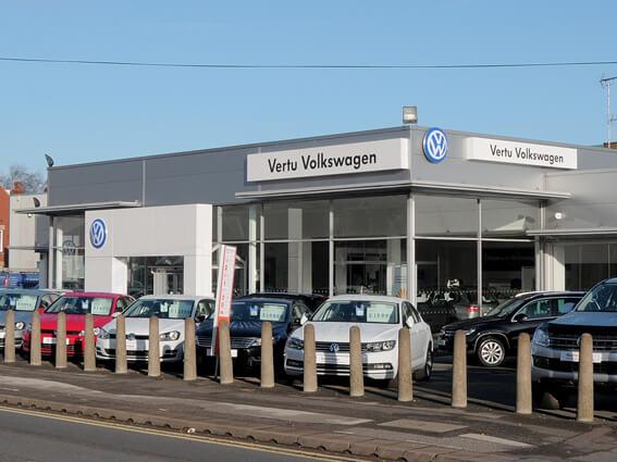 New And Used Volkswagen In Mansfield Bristol Street Motors