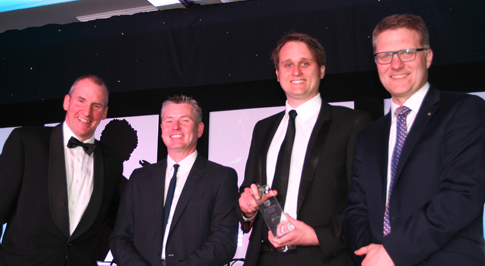 Volvo Derby Service Advisor wins national awards