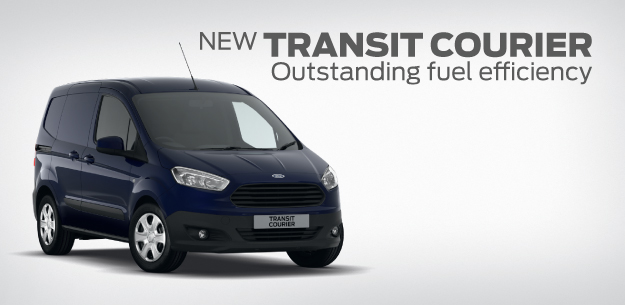 Ford Transit Courier Header