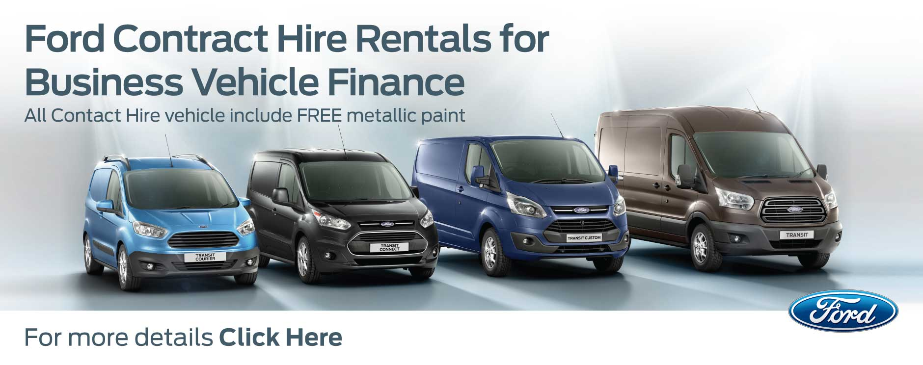 Ford Commercial Contract Hire
