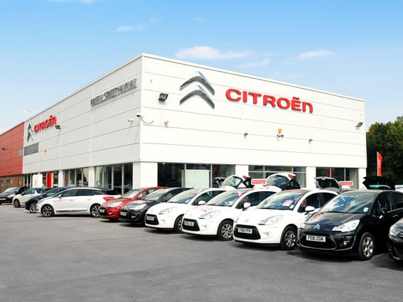 Citroen derby citroen dealers in derby bristol street for Bristol motor mile dealerships